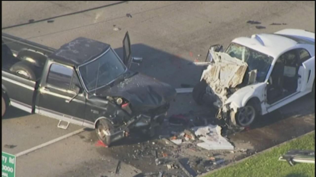 Car Accident In Pasadena Tx Today