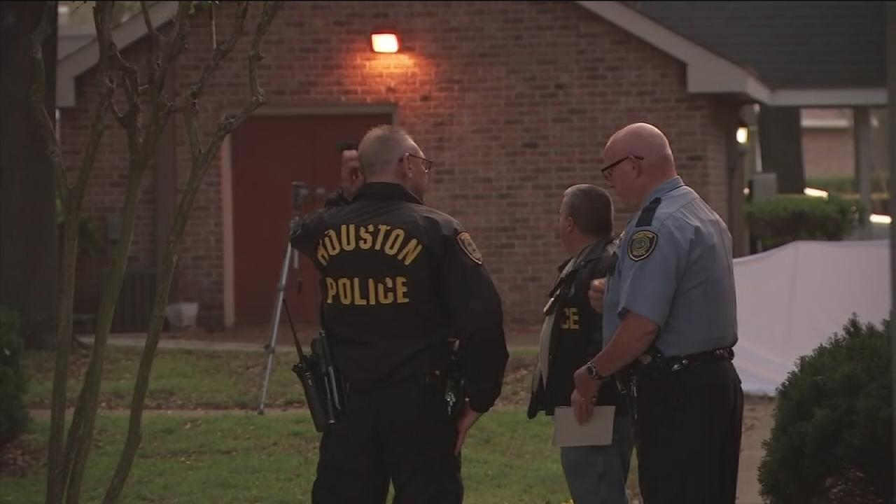 Two brothers found dead in west Houston