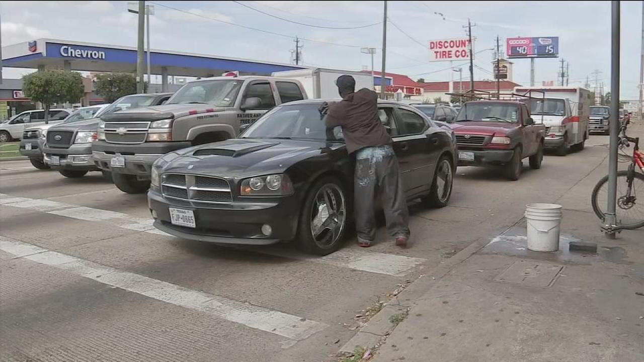 Crackdown on persistent panhandlers