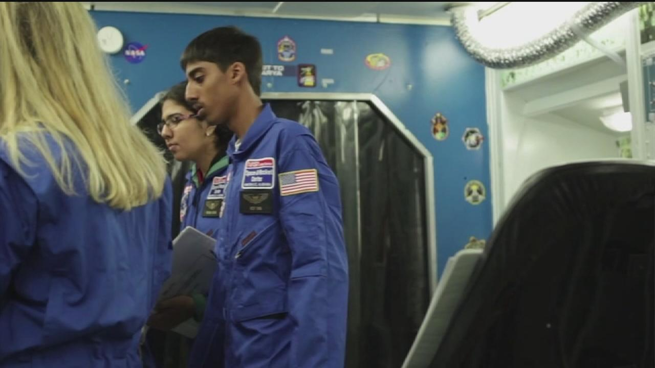 Space Camp in Alabama hopes to shape future scientists