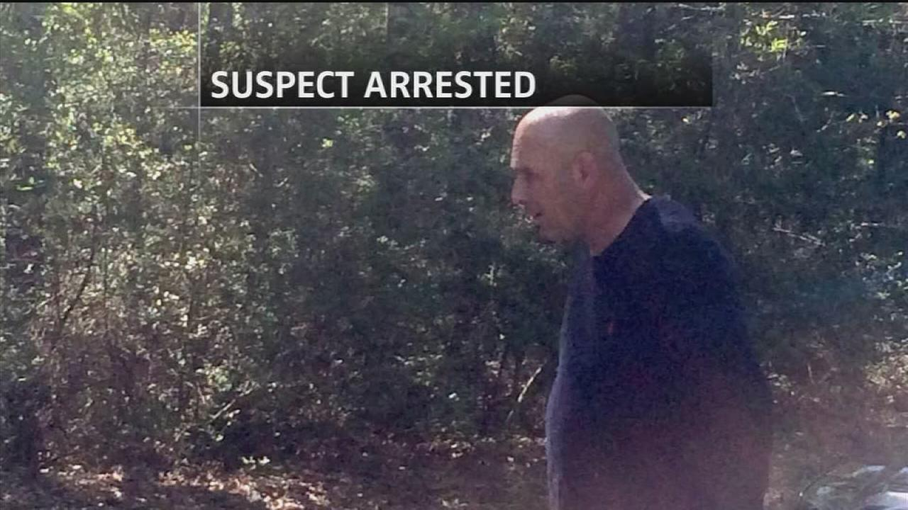 Suspect arrested in attempted kidnapping