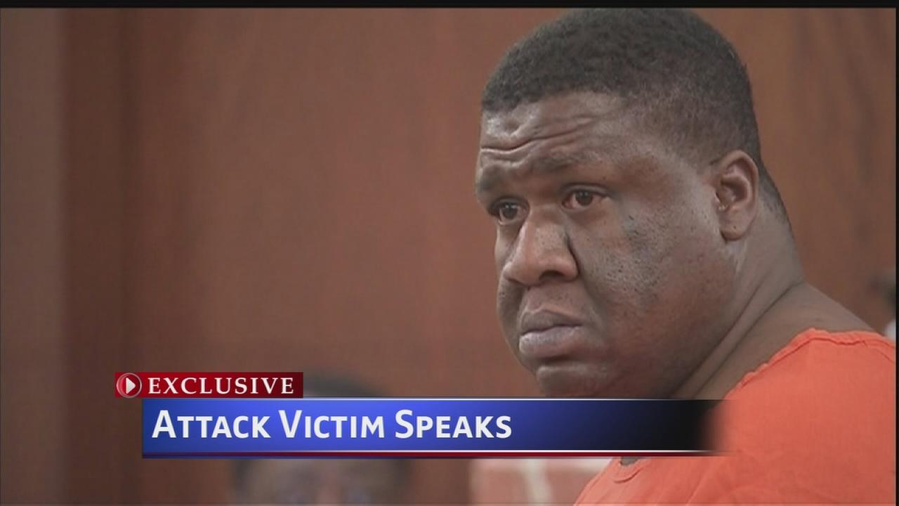 Woman: Alleged molester may have also victimized me