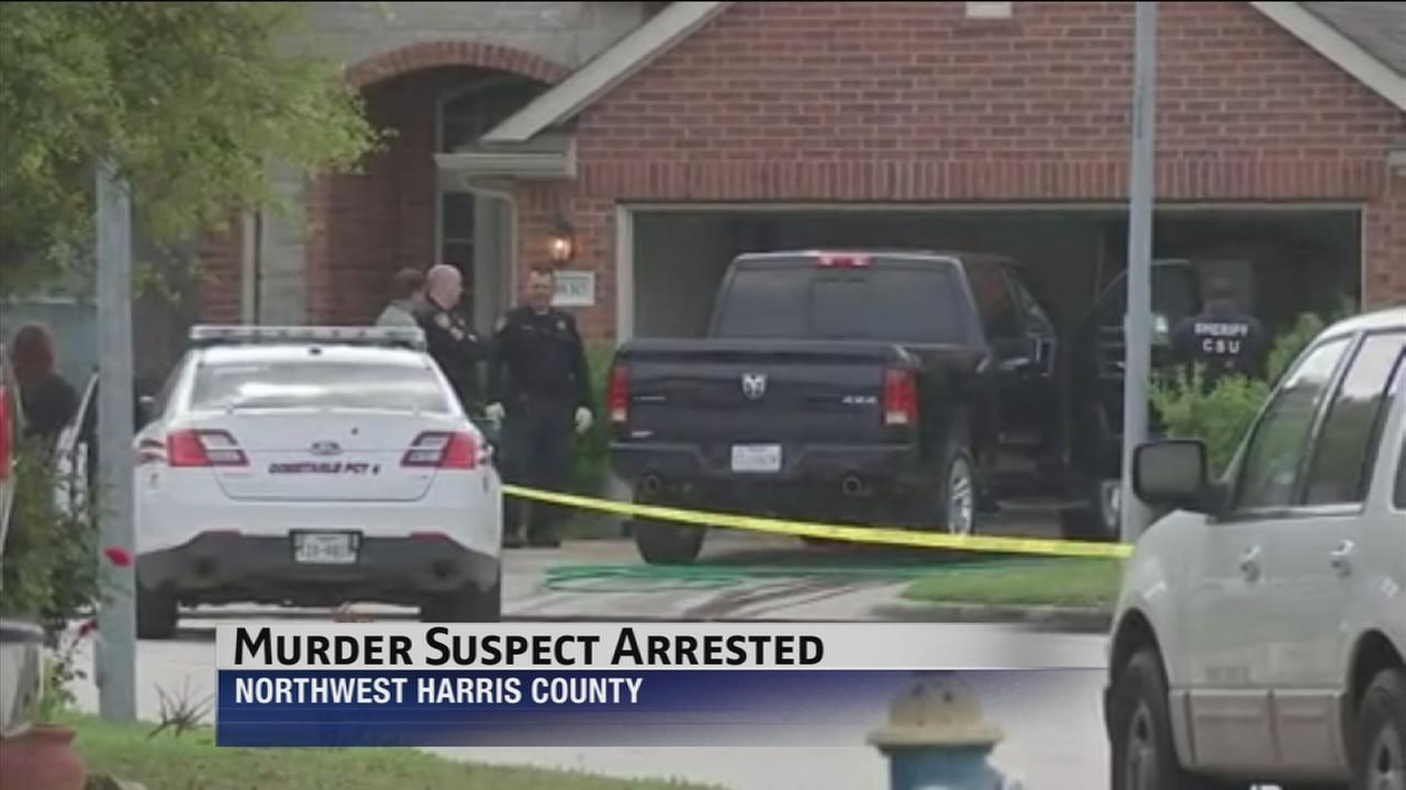 Questions surround mans murder in NW Harris County
