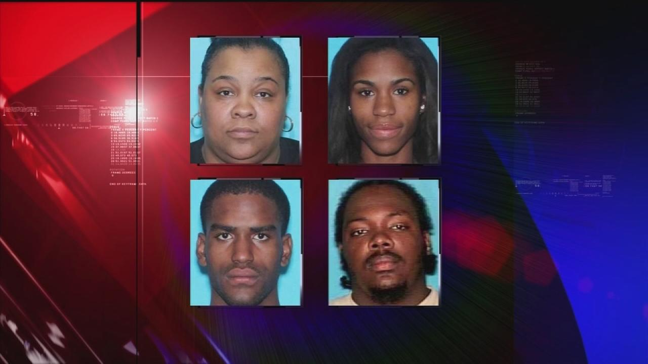 Houstonians charged in New Jersey home invasions