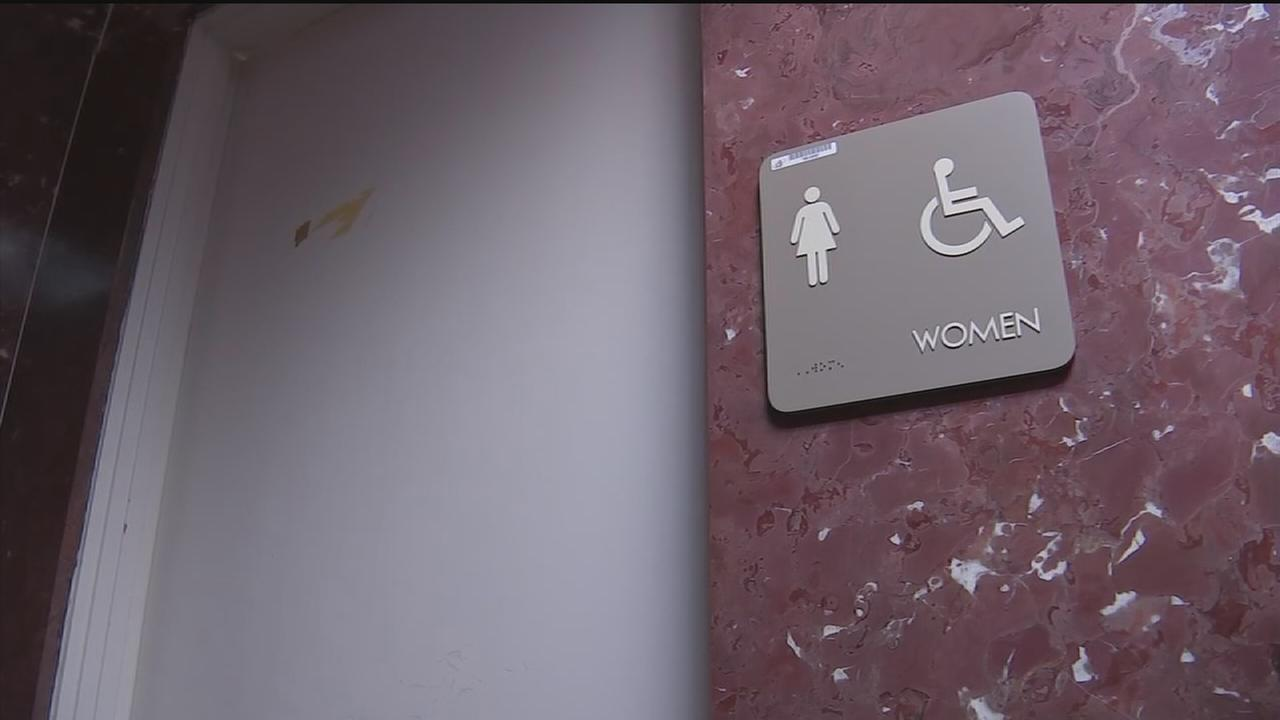 Petition over bathroom privacy called into question
