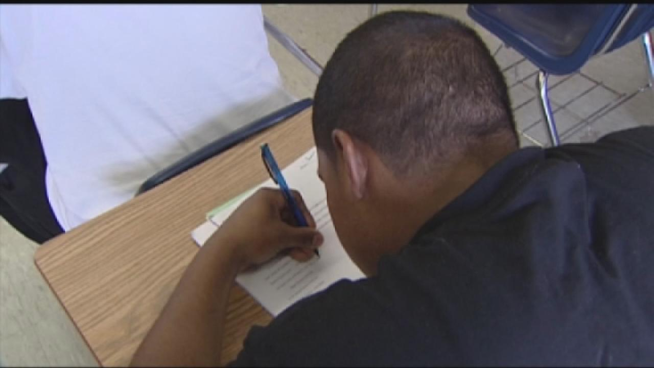 Parents opting out of STAAR testing