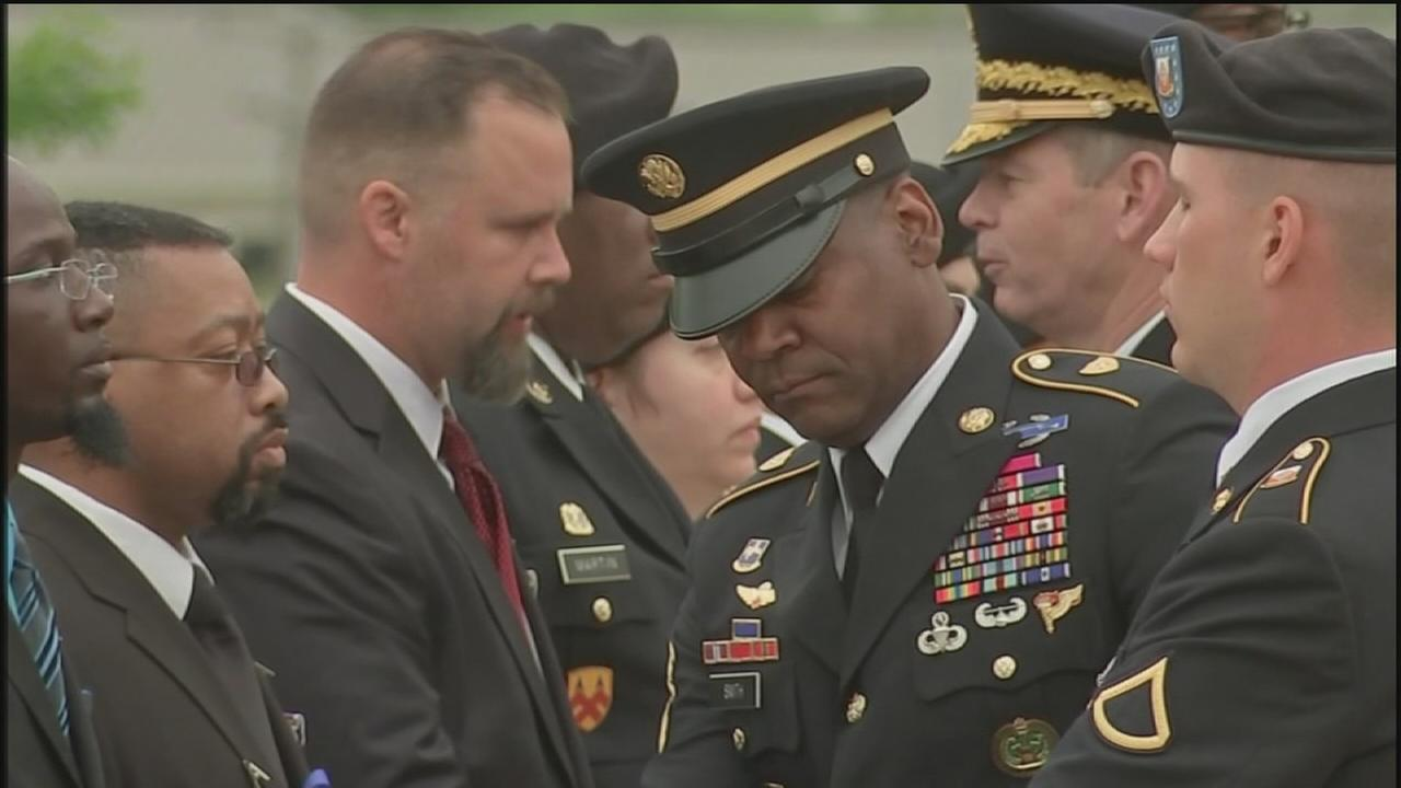 Victims of Ft. Hood shooting honored