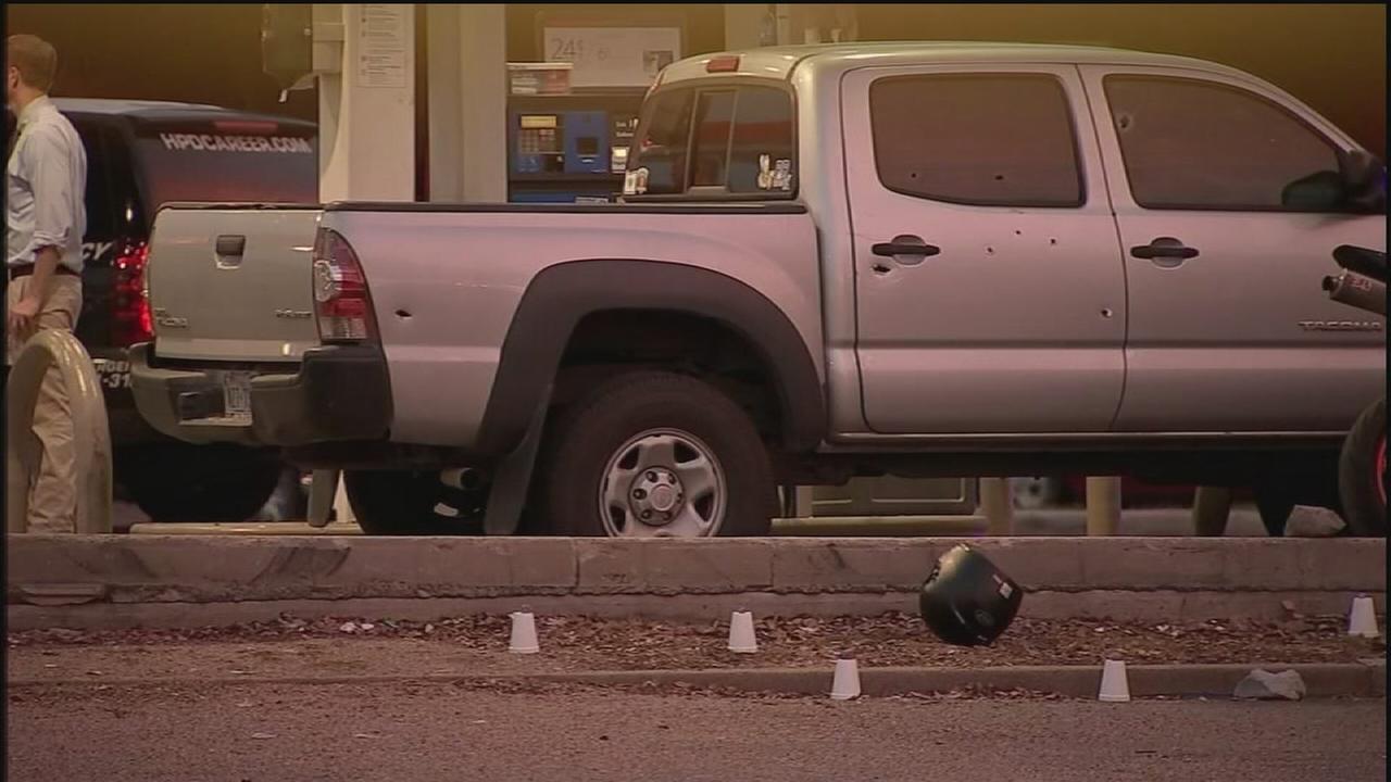 HPD: Off-duty officer fatally shoots suspect