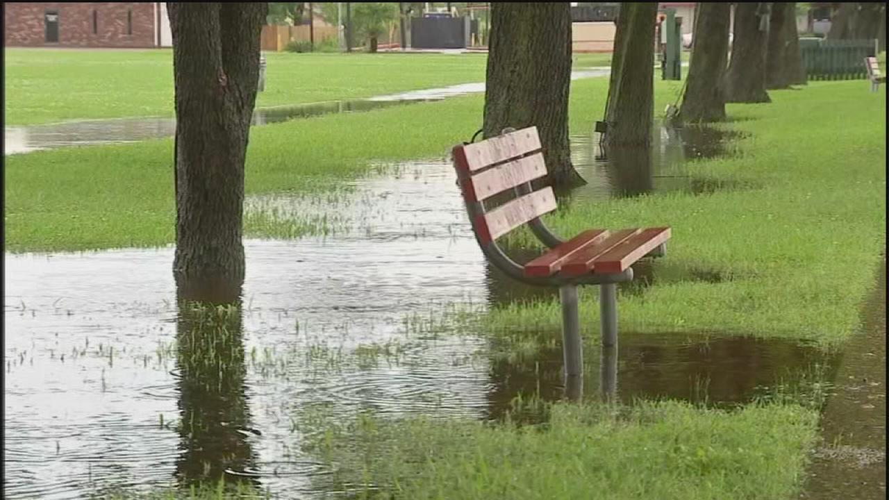 Recent rains rekindle communitys flooding concerns