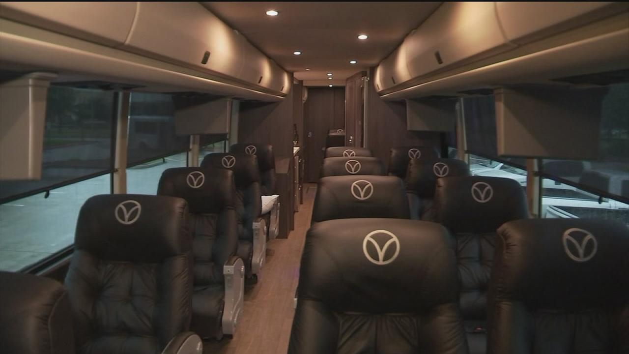 New option to travel to Dallas in luxury