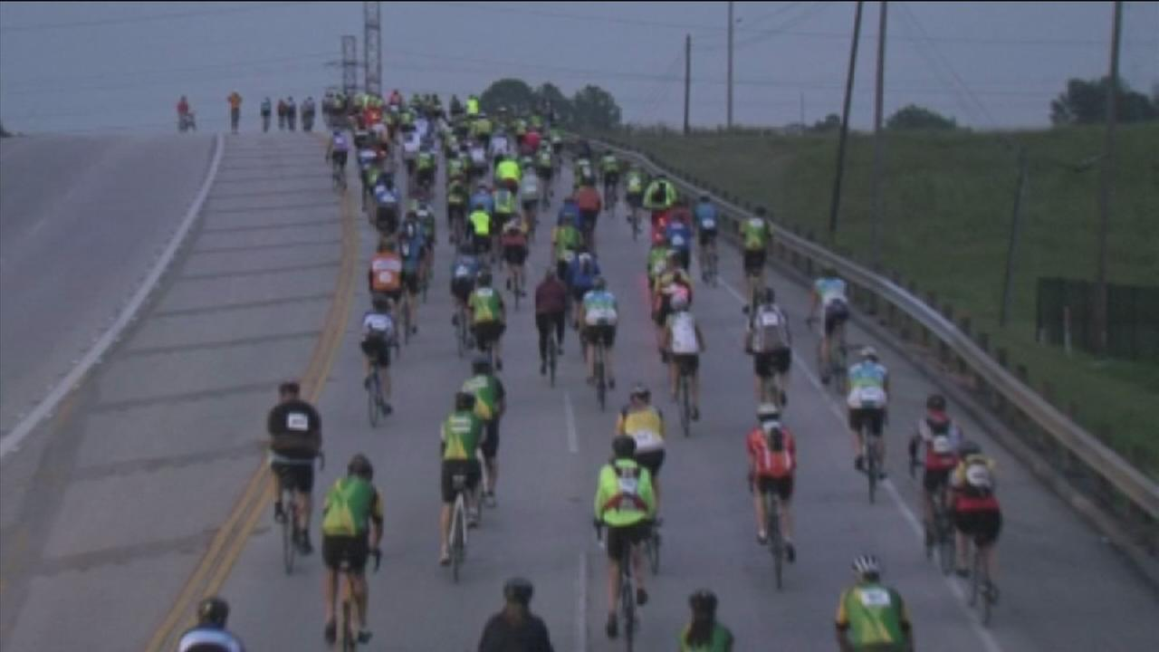 Riders gearing up for the BP MS 150