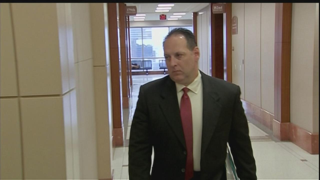 Jury finds ex-cop not guilty of official oppression