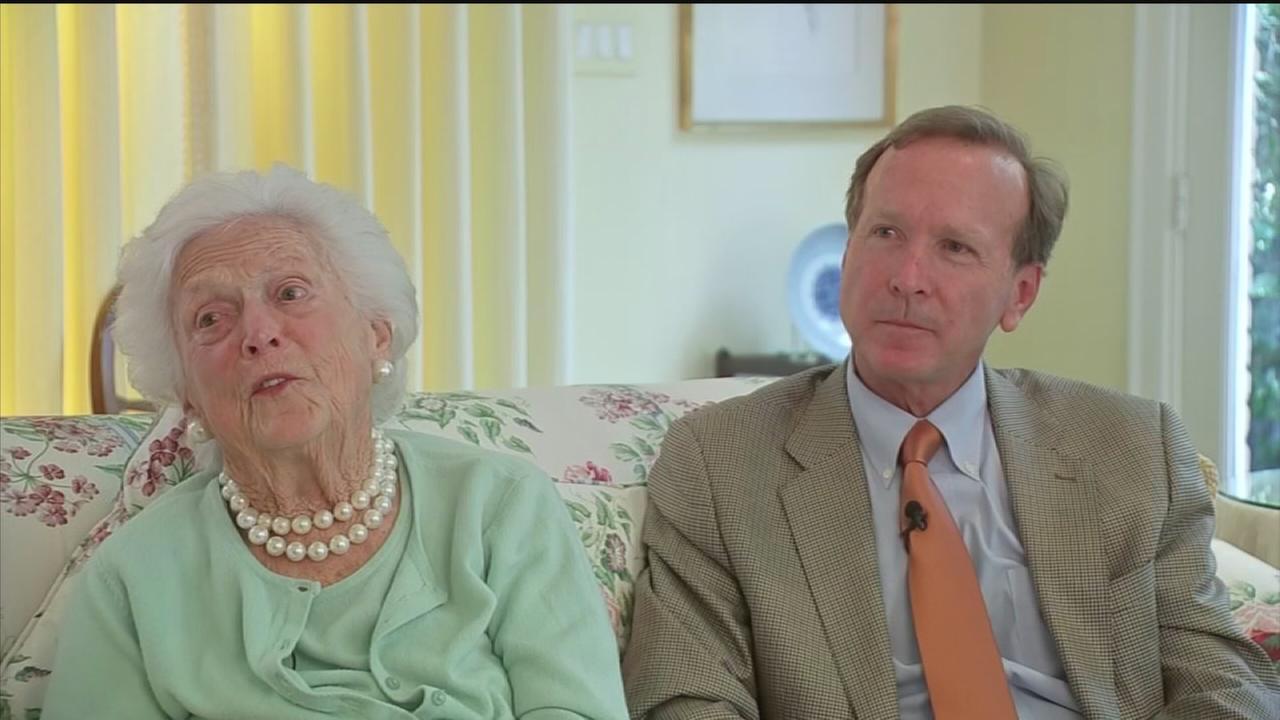 Bush family helping end illiteracy battle