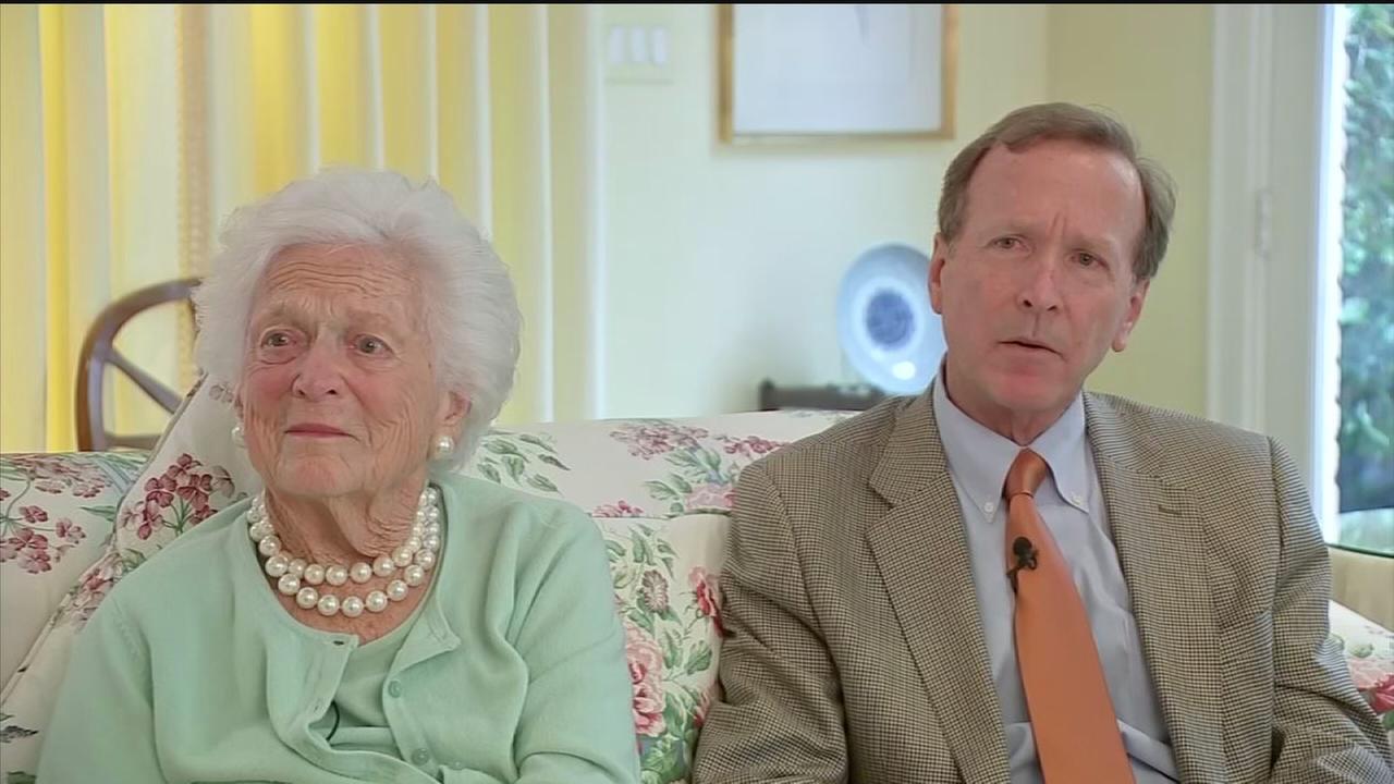 Bush family hopes to eradicate illiteracy