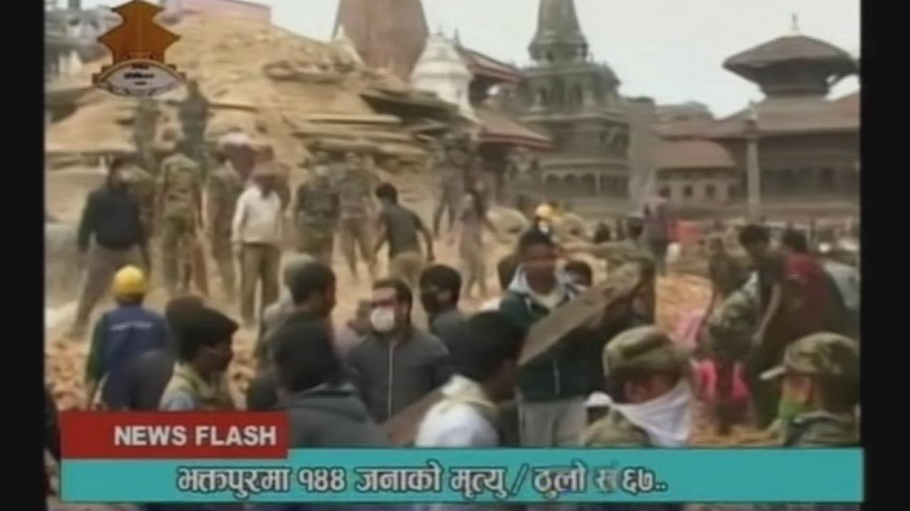 Latest on tragedy in Nepal