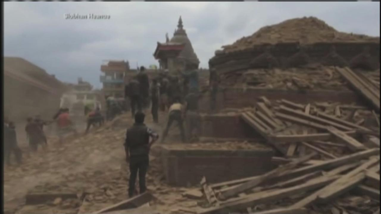 Nepal death toll continues to rise