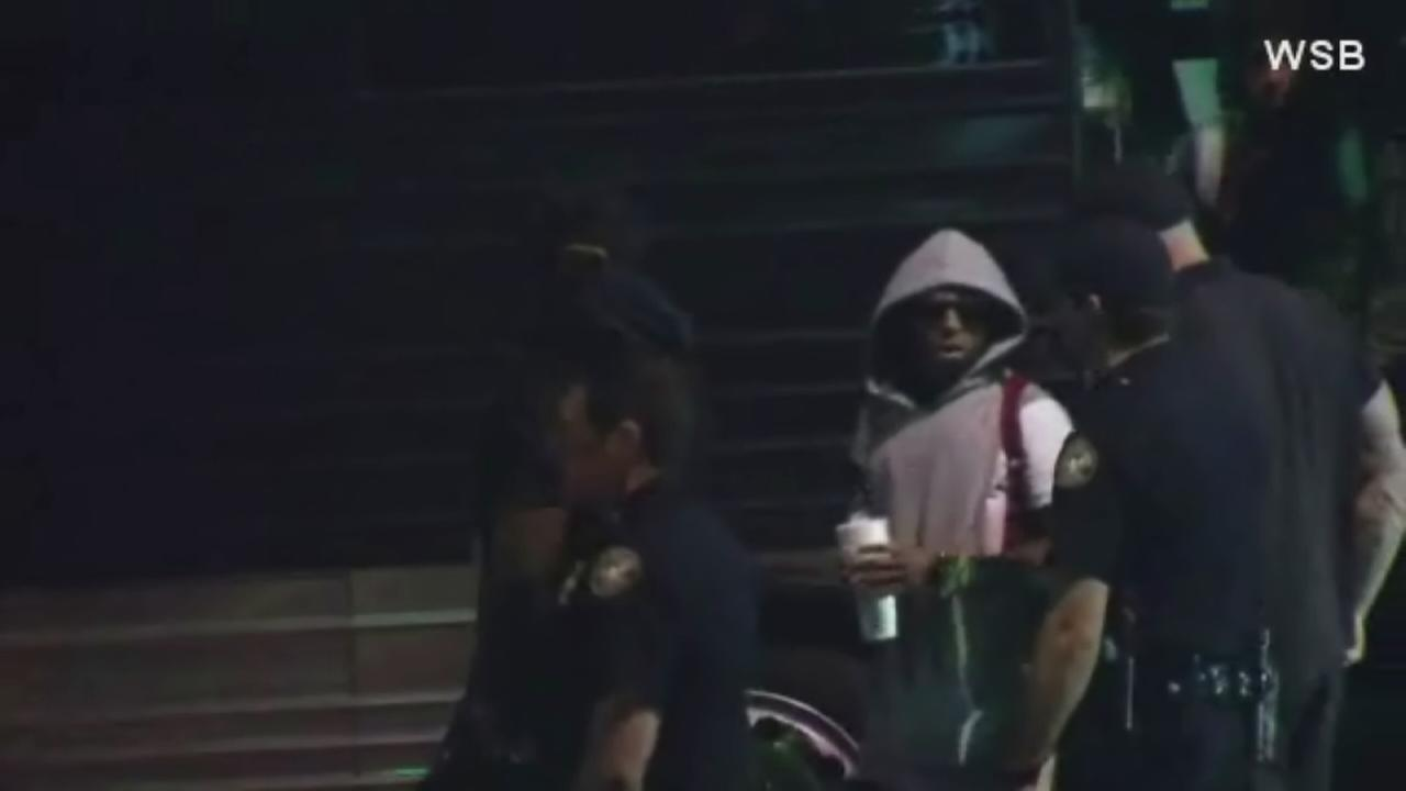 Shots fired at Lil Wayne tour buses