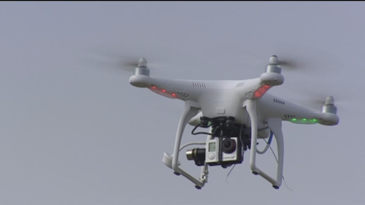 Critics argue drone regulations could hinder search efforts