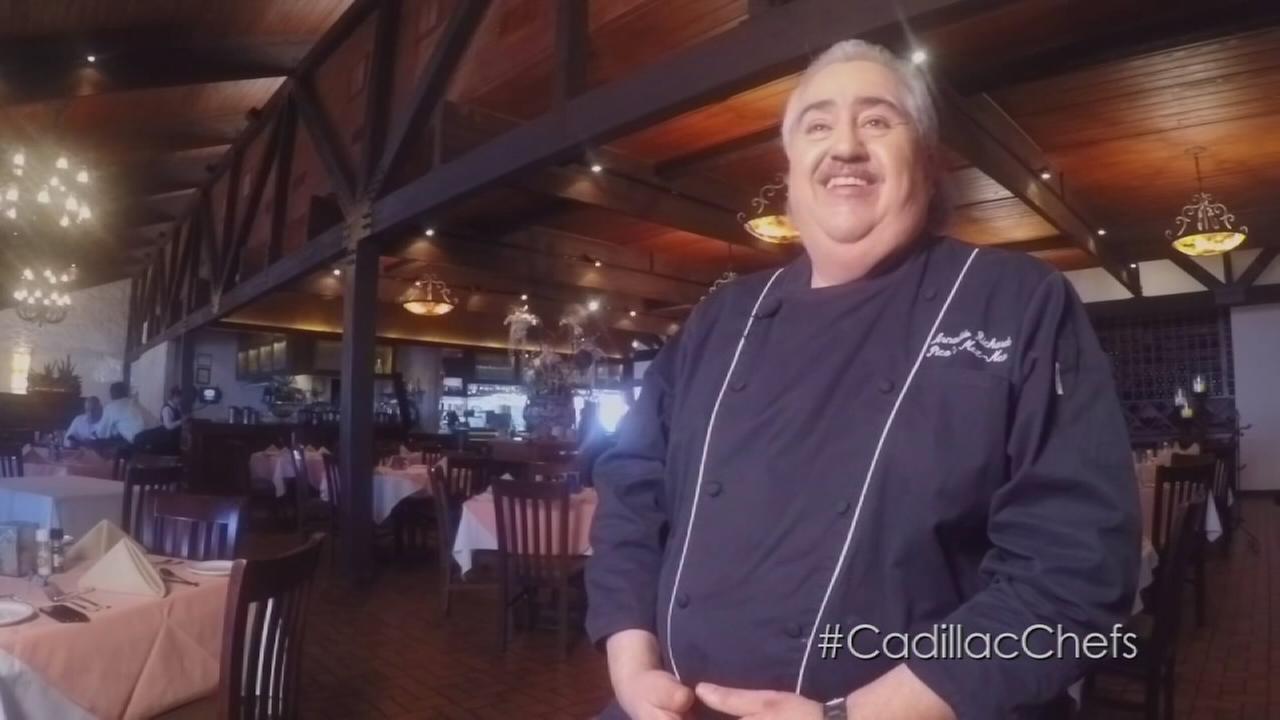 Chef Arnaldo Richards