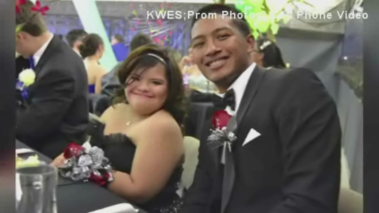 Teen with Down Syndrome named prom queen