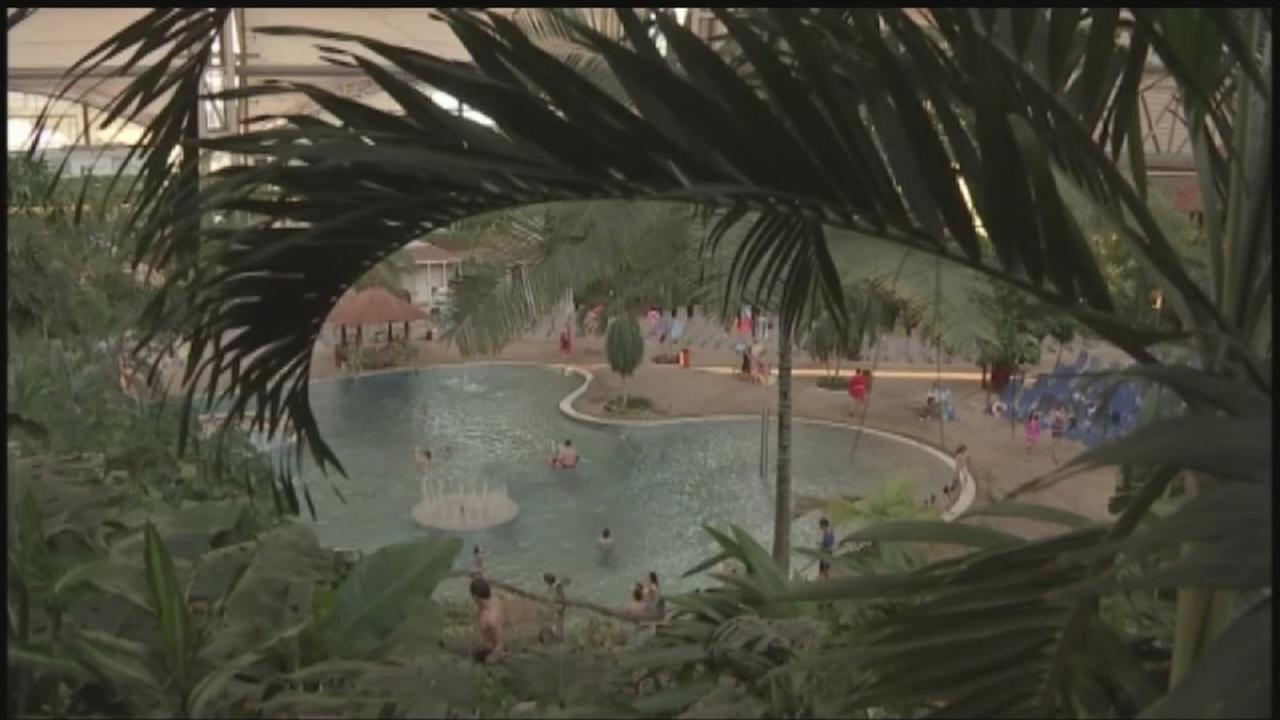 Harris County officials in Germany to check out park