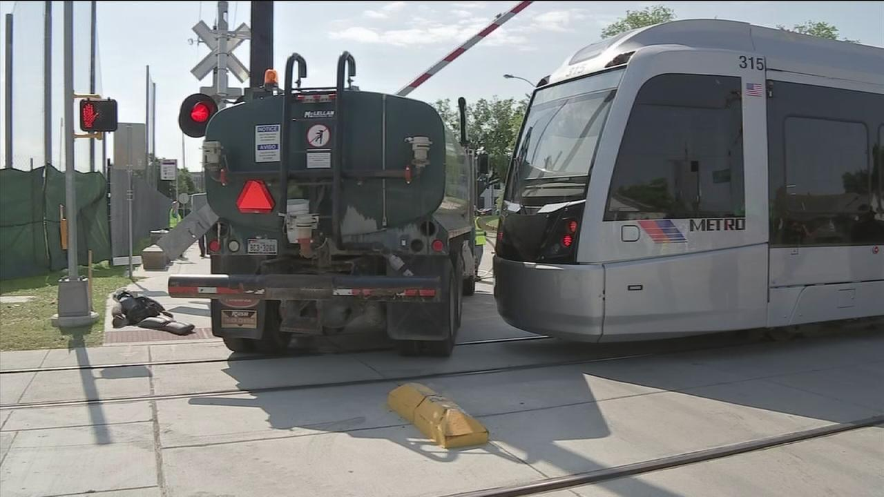 METRO light rail crash drill held