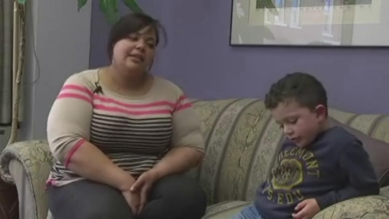 Mom outraged after son handcuffed in class