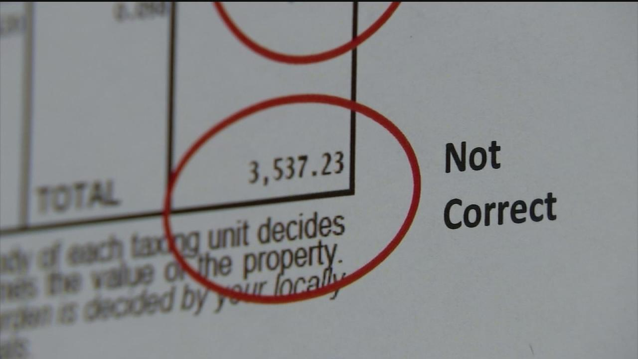 Ft. Bend County miscalculates 145,000 home appraisal dues