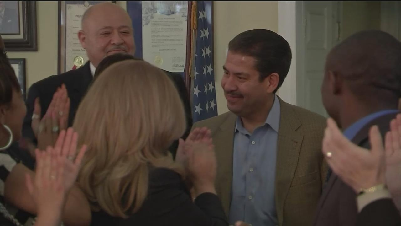 Adrian Garcia to run for Houston mayor