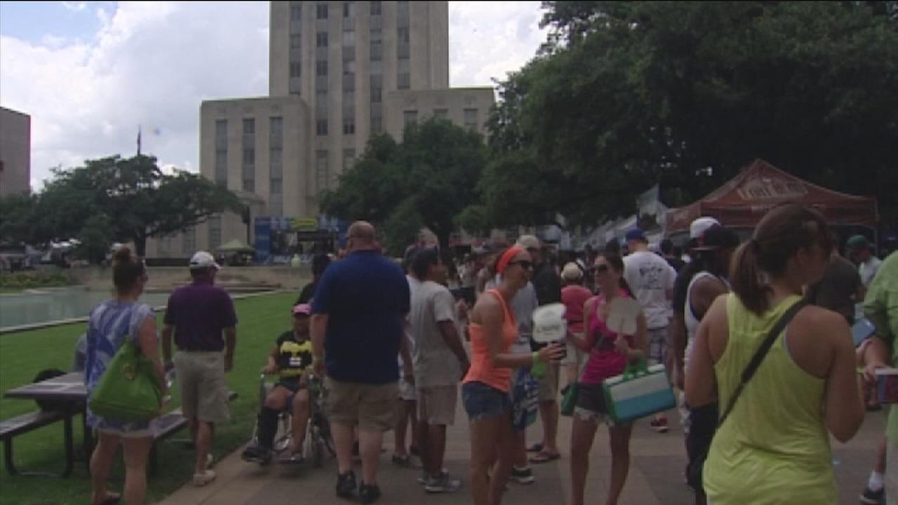 Houston Beer Festival vendors worried about payment
