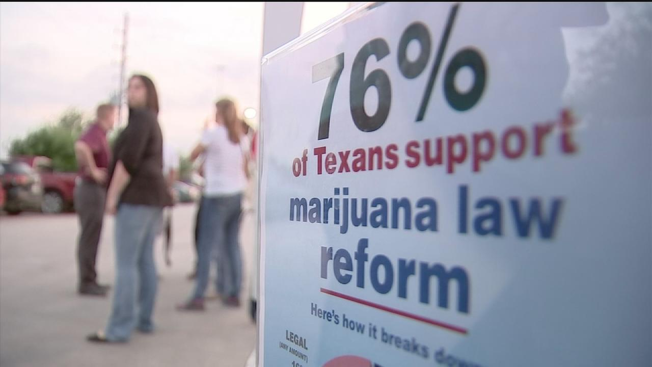 Bill to legalize marijuana in Texas clears committee