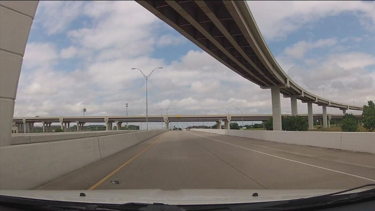 Construction planned to expand Westpark Tollway