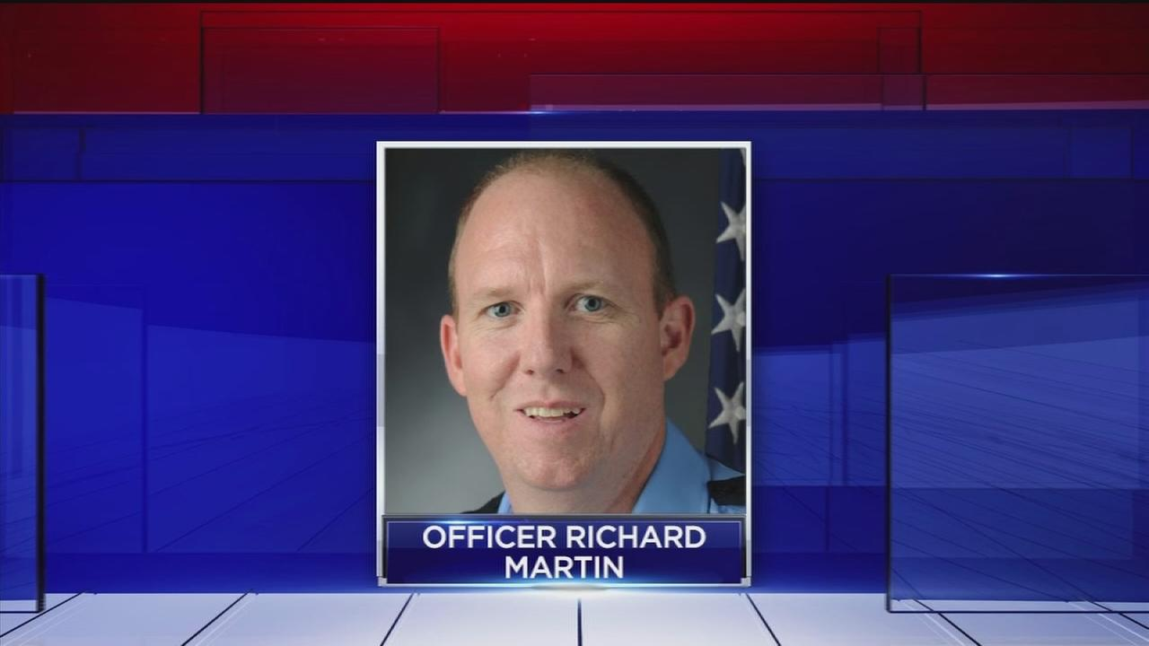 Background of HPD officer killed in chase