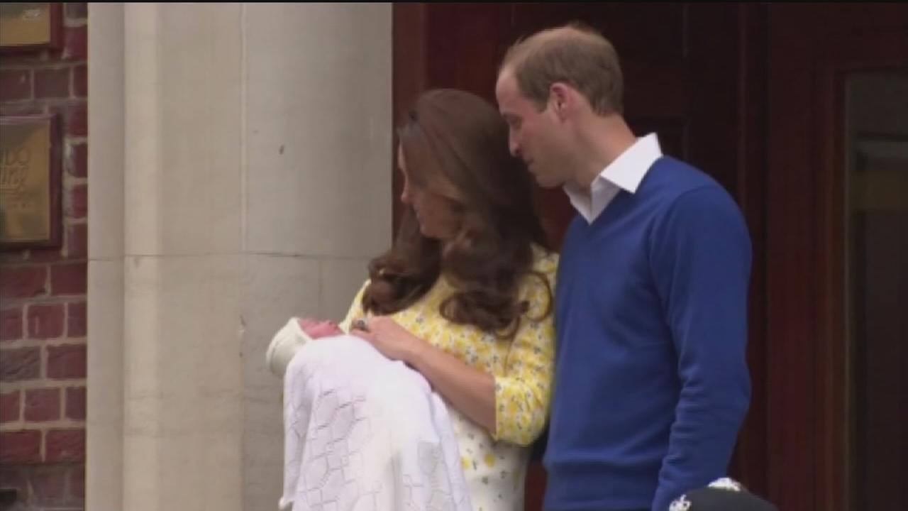 Princess Dianas brother opens up about Princess Charlotte