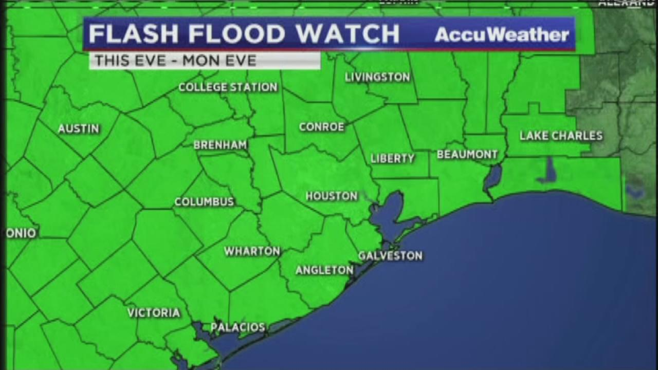 Flash Flood Watch: What to know