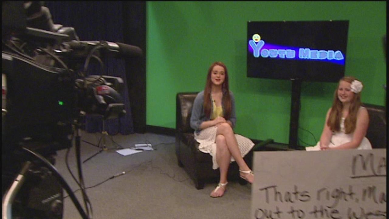 Teens create TV showKTRK