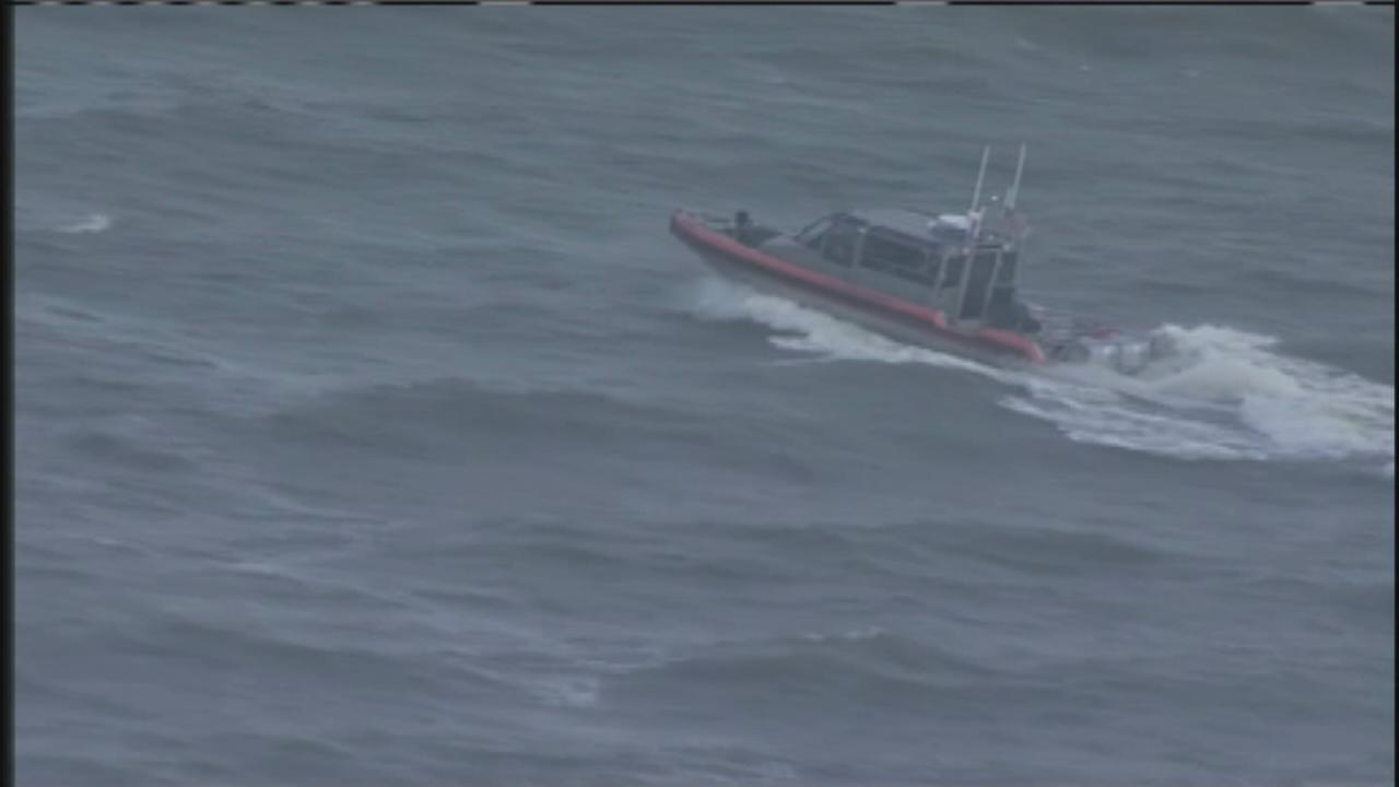 Fisherman reported missing at Bryan Beach in Freeport