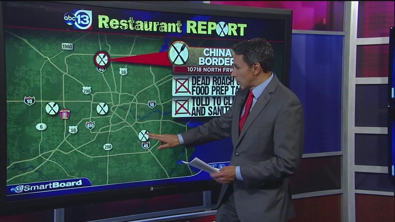 Houston restaurant report