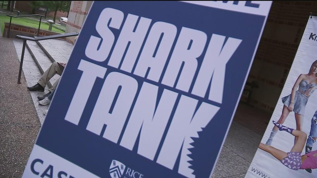 Audtions held in Houston for Shark Tank