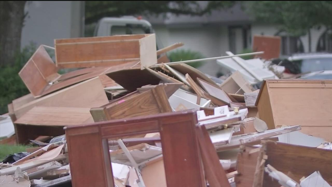 Many homeowners unsure how to repair from flooding