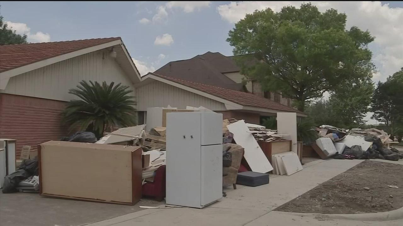 FEMA working on disaster relief for flood victims