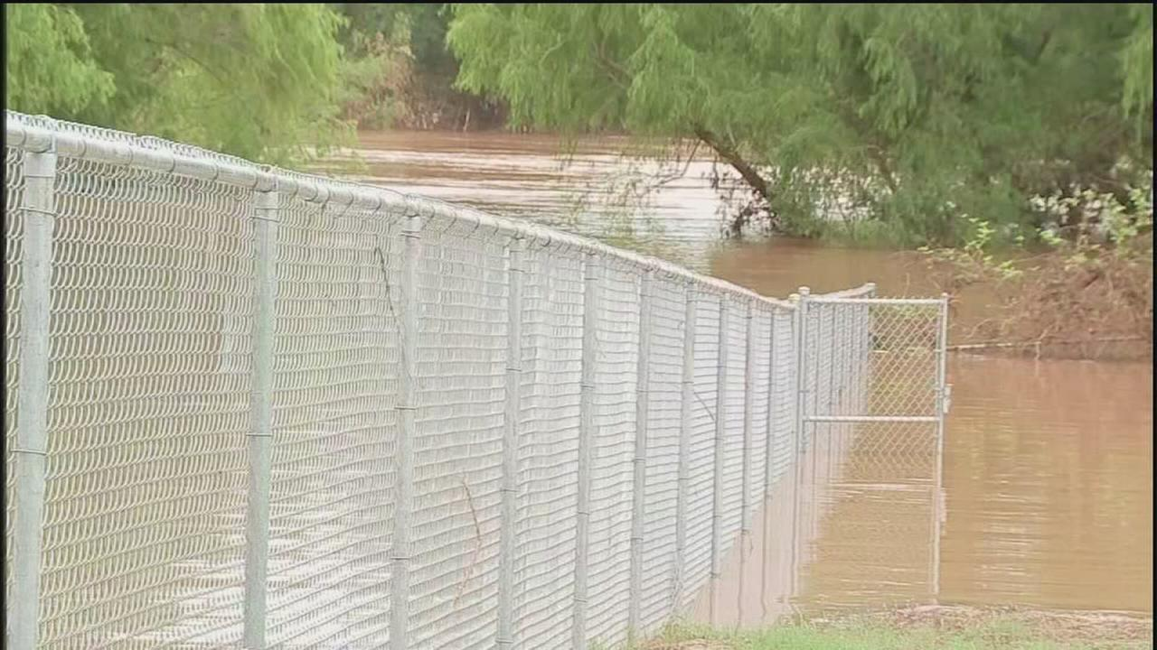 Voluntary evacuation for residents along Brazos River