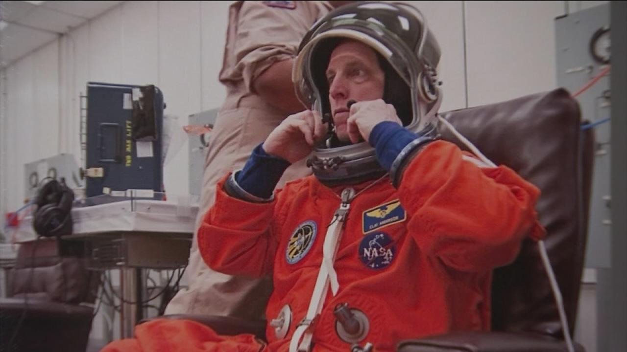 Former astronaut shares his life beyond the liftoff
