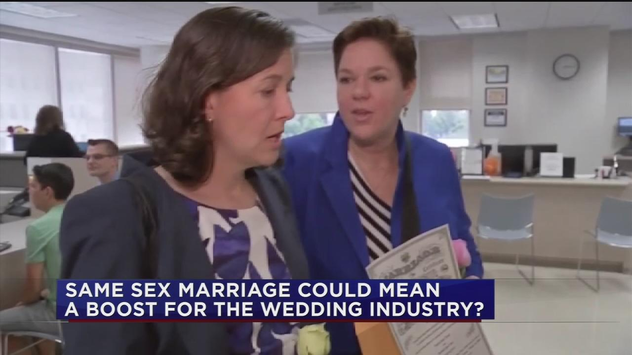 Same-sex marriage ruling may benefit more than just couples
