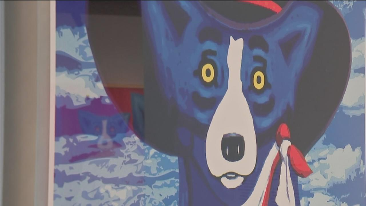 Exhibit celebrates George Rodrigue