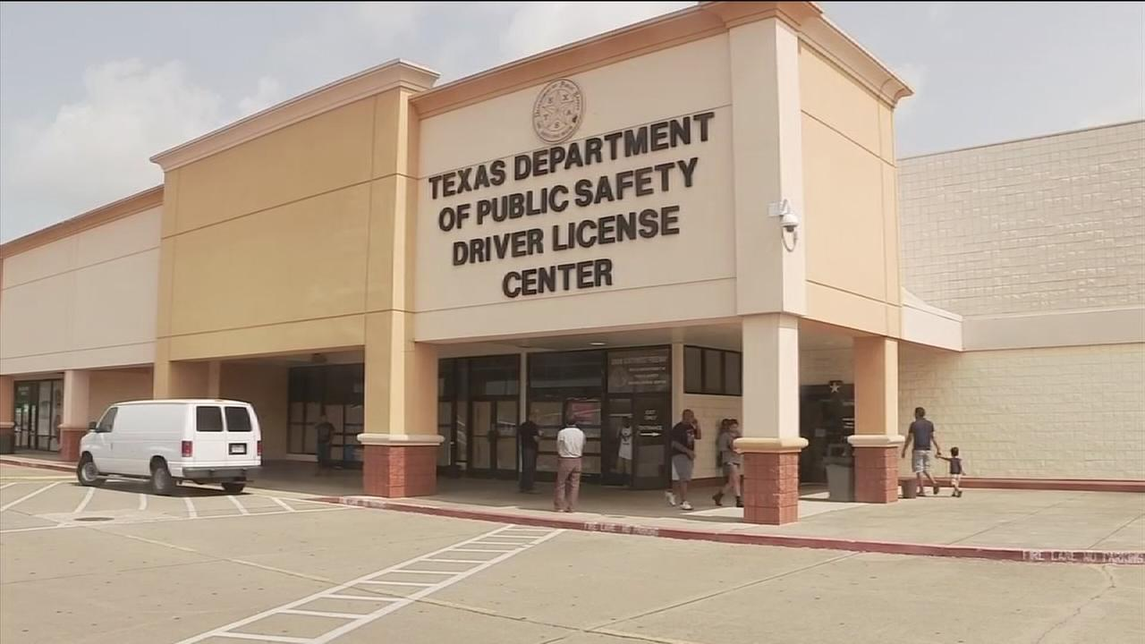 Long wait times for drivers license tests