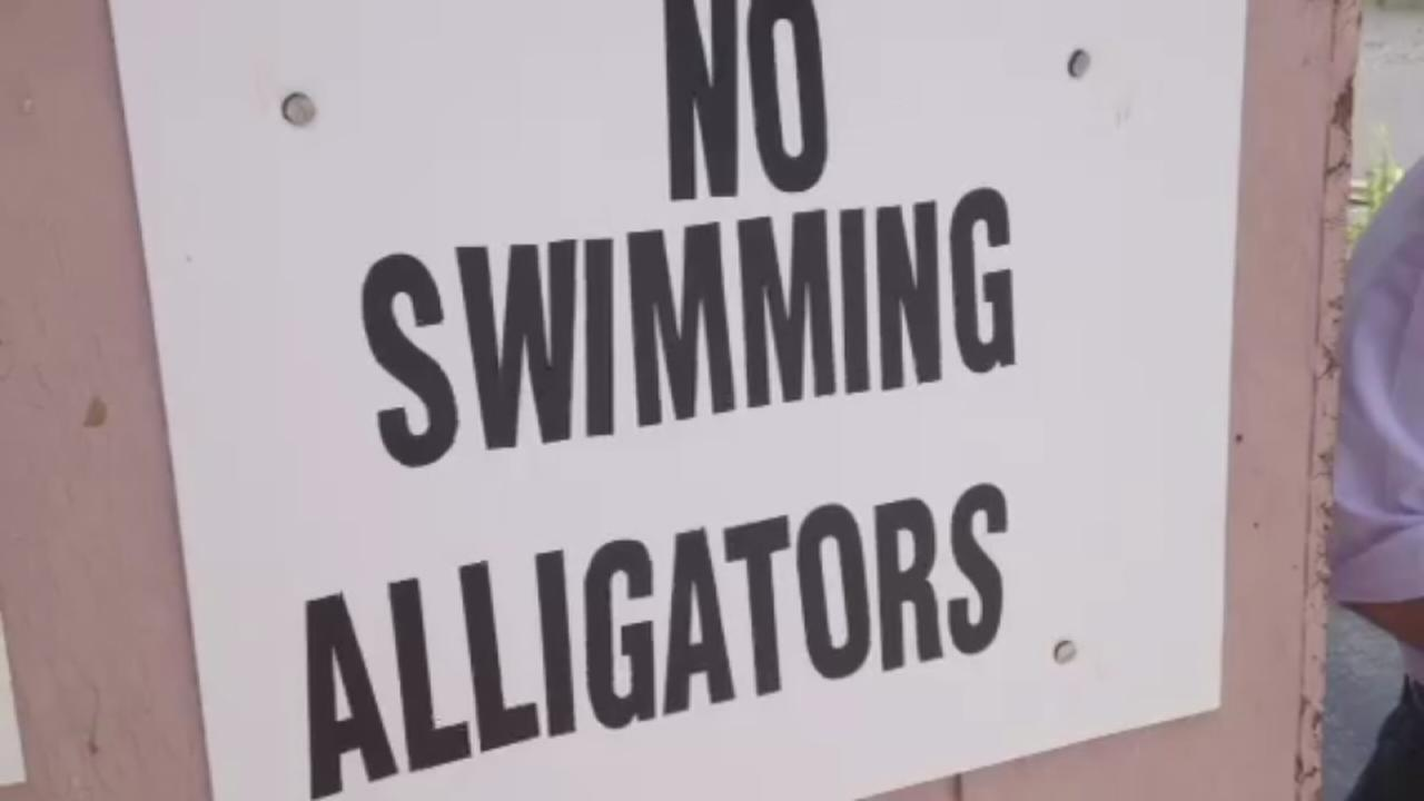 Man killed by alligatory in Orange