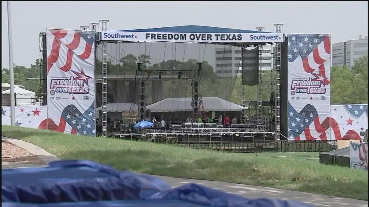 Freedom Over Texas celebration nears