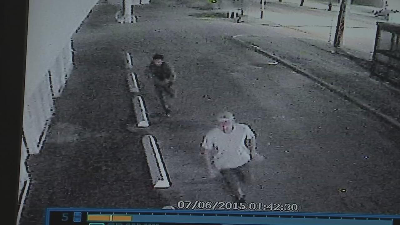 Raw video: Southeast Houston burglary