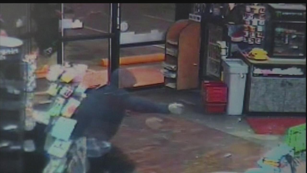 Surveillance video released in clerk murder